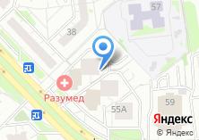 Компания «Ревиталь» на карте