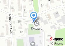 Компания «Куддус» на карте