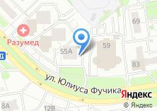 Компания «Мурзик» на карте