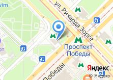 Компания «ТОЧКА№1» на карте
