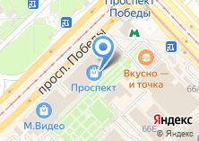 Компания «Ваш портной» на карте