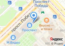 Компания «Флористический салон» на карте