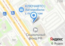 Компания «АЗС Апэкс» на карте