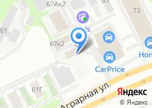 Компания «ФД-Телеком» на карте