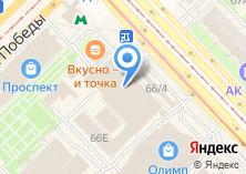 Компания «Приволжский рынок» на карте
