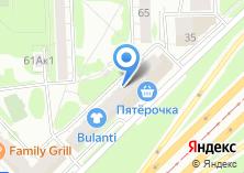 Компания «Ювелирная мастерская Золотая запонка» на карте
