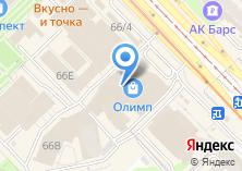 Компания «Копиточка» на карте