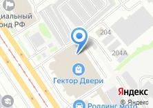 Компания «Сафтрейд» на карте