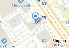 Компания «Обои City» на карте