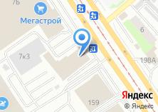 Компания «Де-Факто» на карте