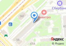 Компания «Циммус» на карте
