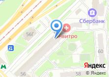Компания «Спасение» на карте