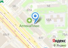 Компания «На Зорге» на карте