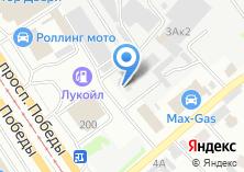 Компания «ТрансКомАвто» на карте