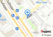 Компания «Ульяновские двери» на карте