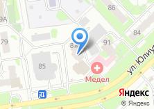 Компания «ТОРГОВАЯ КОМПАНИЯ КАФБАРЕ» на карте