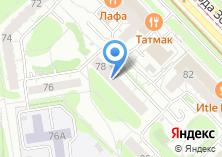 Компания «Волга-43» на карте