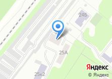 Компания «Общежитие Казанский строительный колледж» на карте