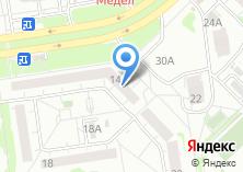 Компания «ЭвИлАрт» на карте