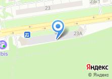 Компания «ЯН-авто» на карте