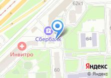 Компания «Магазин кондитерских изделий на проспекте Победы 62/4» на карте