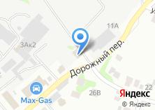 Компания «Коррус-Тех Инк» на карте