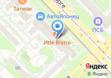 Компания «КазаньСтройПоставка» на карте