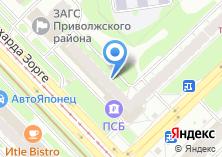Компания «Романтик» на карте