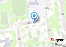 Компания «Магазин трикотажных изделий» на карте
