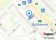 Компания «Мир связи» на карте