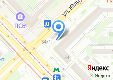 Компания «Али-Баба» на карте