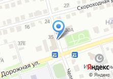 Компания «Опорный пункт общественного порядка Отдел полиции №14 Дербышки» на карте