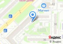 Компания «Акибанк» на карте