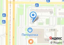 Компания «БикСервис» на карте
