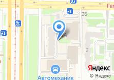 Компания «Рубин Апарт» на карте