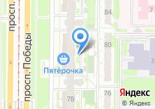 Компания «Магазин крепежа и инструментов» на карте