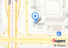 Компания «Оконная компания» на карте