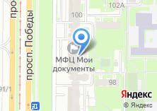 Компания «Техноавиа-Казань» на карте