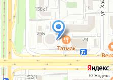 Компания «Татфинанс» на карте