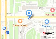 Компания «Премиум-шина» на карте