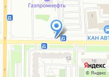 Компания «Decopierre-Казань» на карте