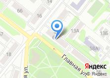 Компания «Орифлэйм Косметикс» на карте