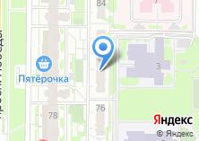 Компания «Квартиры РТ» на карте