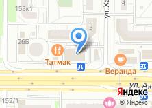 Компания «Правильный Фундамент» на карте