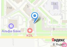 Компания «КриоГазПлюс» на карте