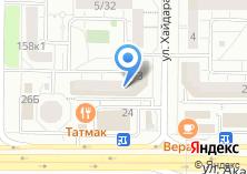Компания «МегаТорг» на карте