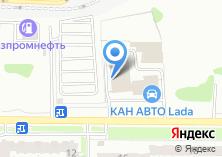 Компания «Вождение» на карте