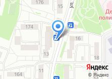 Компания «Женская консультация №11» на карте