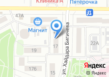 Компания «Фабрика качества» на карте