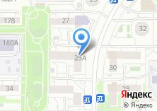 Компания «Рядышком» на карте